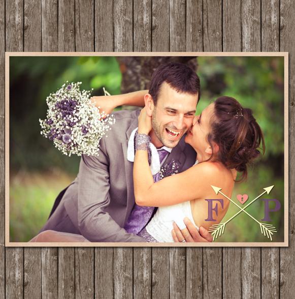 carte de remerciement mariage logo retro vintage remerciement - Remerciement Mariage